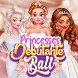 Игра Бал Дебютанток Принцесс