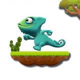 Игра Приключение Бегущего Динозаврика