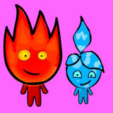 Игра Огонь и Вода в Лесу 2