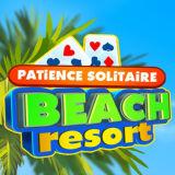 Игра Косынка: Пляжный Отдых