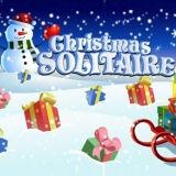 Игра Рождественская Косынка