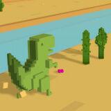 Игра Гугл Динозавр 3Д
