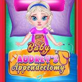 Игра Удаление Аппендицита Малышке Одри