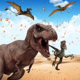 Игра Охотник на Динозавров: Убийство на Берегу