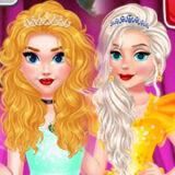 Игра Дизайн Платья Принцессы Балерины
