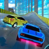 Игра Городские Автомобильные Трюки На Двоих 3