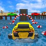Игра Гонки Машин на Воде