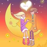 Игра Любовная Пара: Слайд