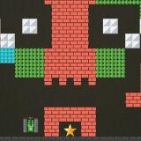 Игра Пиксельные Ретро Танки: Сражение
