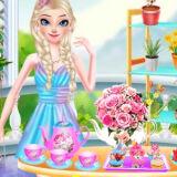 Игра Принцесса: Счастливое Чаепитие