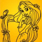 Игра Королева Красоты: Книжка-Раскраска