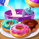 Игра Готовим Вкусные Сладкие Пончики