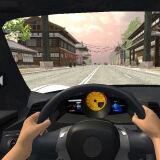 Игра Яростные Гонки 3Д