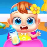 Игра Няня для Малышей на День