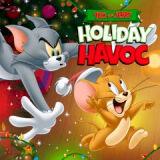 Игра Том и Джерри: Праздничный Хаос