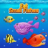 Игра Ешьте Маленьких Рыбок