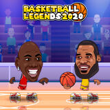 Игра Легенды Баскетбола На Двоих