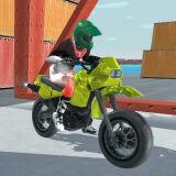 Игра Трюки На Спортивном Мотоцикле На Двоих
