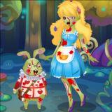 Игра Доктор Зомби: Алиса