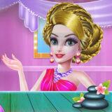 Игра Сумасшедшая Мамочка: Салон Красоты