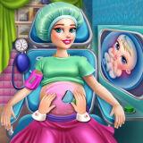 Игра Мама у Доктора