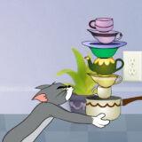Игра Том и Джерри: Битьё Посуды