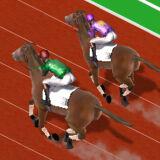 Игра Гонки на Ипподроме на Лошадях