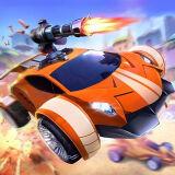 Игра Автомобильный Шутер: Яростный Соперник
