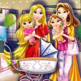 Игра Шопинг Принцесс Мам