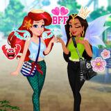 Игра Современная Принцесса: Косплей Приключения