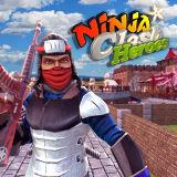 Игра Столкновение Героев Ниндзя