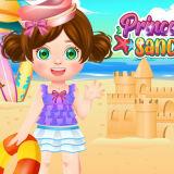 Игра Песочный Замок Принцессы
