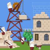 Игра Строим Вавилонскую Башню