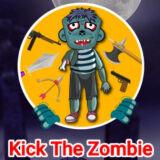 Игра Ударь Зомби