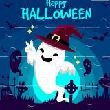 Игра Пазлы Хэллоуин для Детей