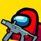 Игра Амонг Ас: Сумасшедший Стрелок