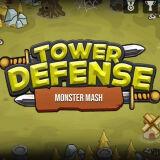 Игра Защита Башни: Вторжение Монстров