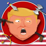 Игра Ударь Трампа