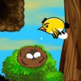 Игра Спасти Яйца Птички