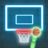 Игра Неон Баскетбол