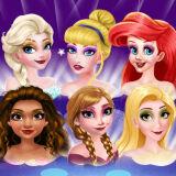 Игра Клуб Принцесс: Модный Макияж