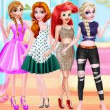 Игра Принцессы: Вызов Иконы Моды
