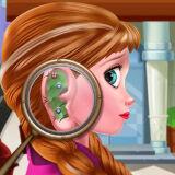 Игра Принцесса Анна: Ушной Врач