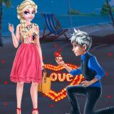 Игра Романтическое Свадебное Предложение Эльзе