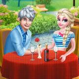 Игра Важный День Для Эльзы И Джека