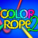 Игра Цветная Веревка 2