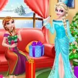 Игра Холодное Сердце: Рождественские Подарки-Сюрпризы