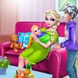 Игра Эльза И Джек: Ждут Рождения Ребенка