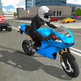 Игра Экстремальное Вождение Мотоцикла 3Д