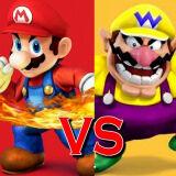 Игра Марио Против Варио